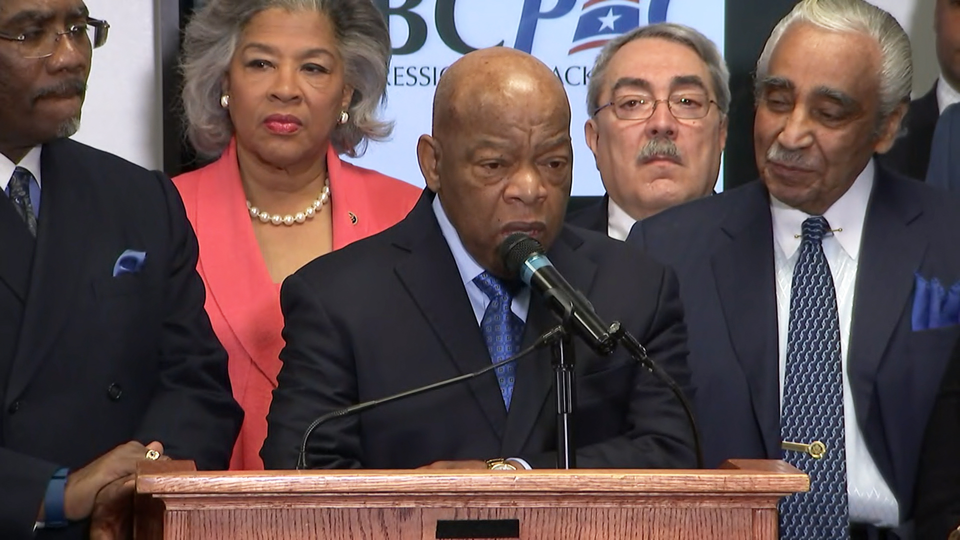 John Lewis: No One Better Prepared to Be President Than Hillary Clinton