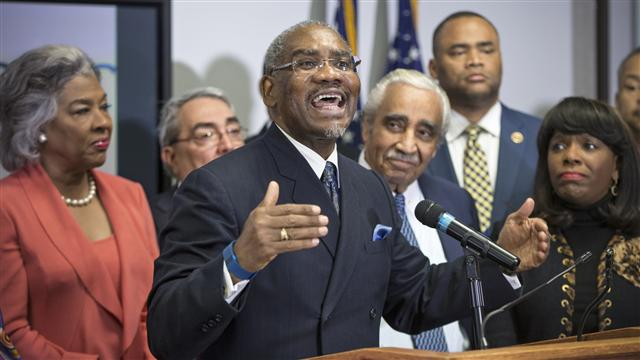 Congressional Black Caucus Endorses Clinton