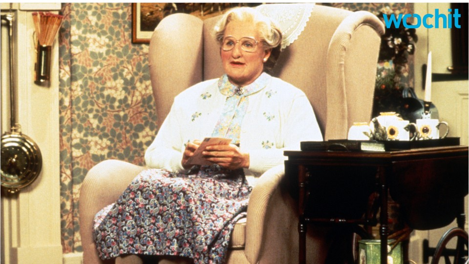 'Mrs. Doubtfire' Deleted Scenes Touch The Heart