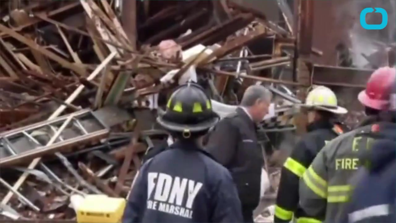 Five Indicted For Deadly Explosion In Manhattan Building