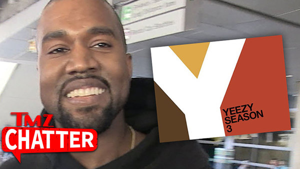Kanye West -- Congrats On Guessing My Album Name ... Here's Some Yeezys!