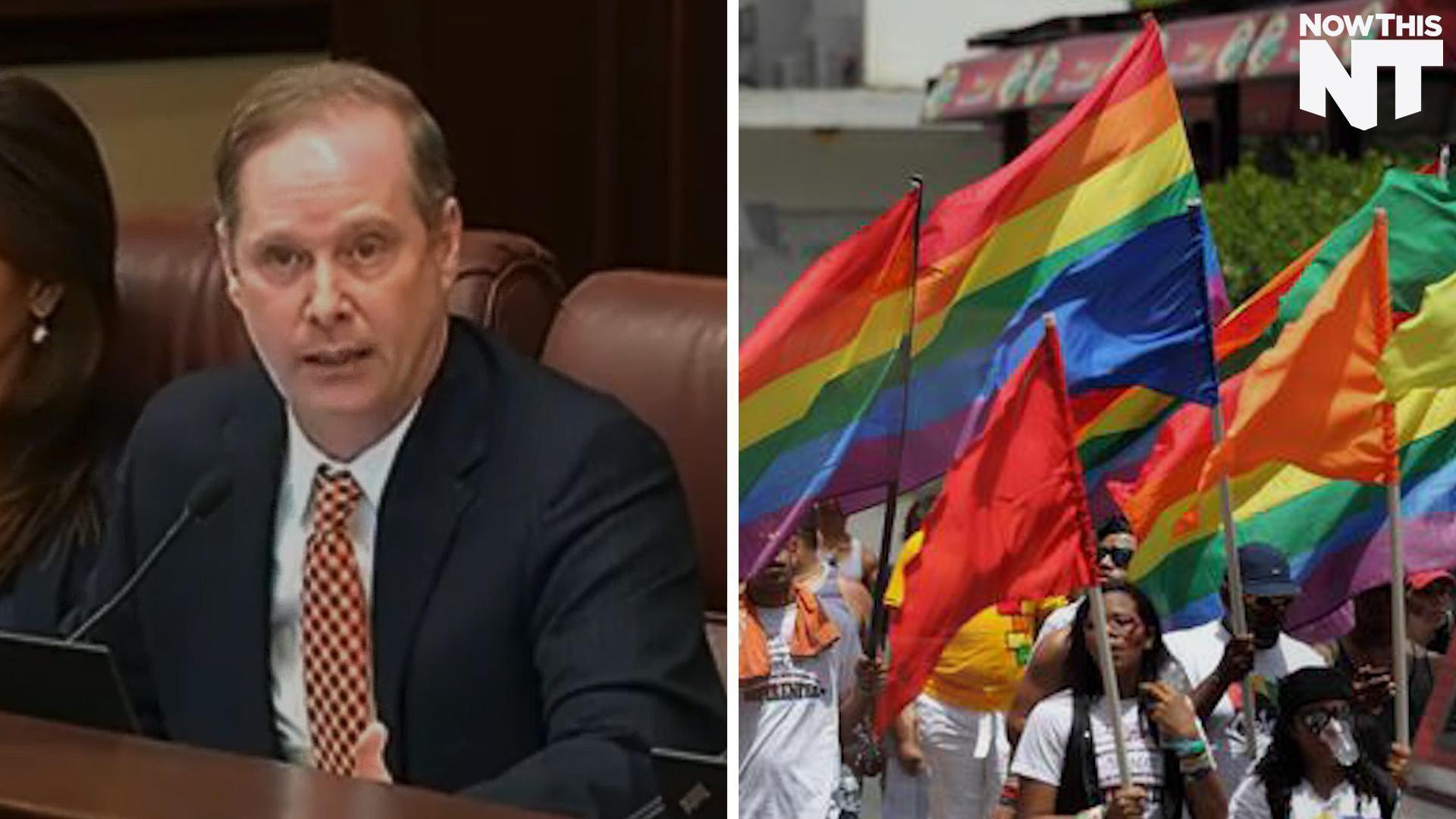 It Remains Legal To Fire Someone For Being Gay In Florida