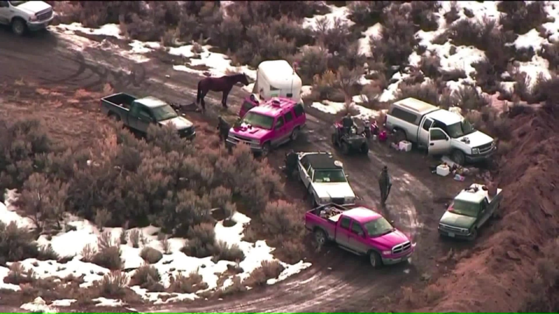 Last Militia Member Surrenders To End Oregon Standoff