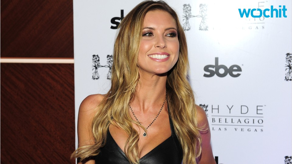 Audrina Patridge Talks Pregnancy and Wedding Plans