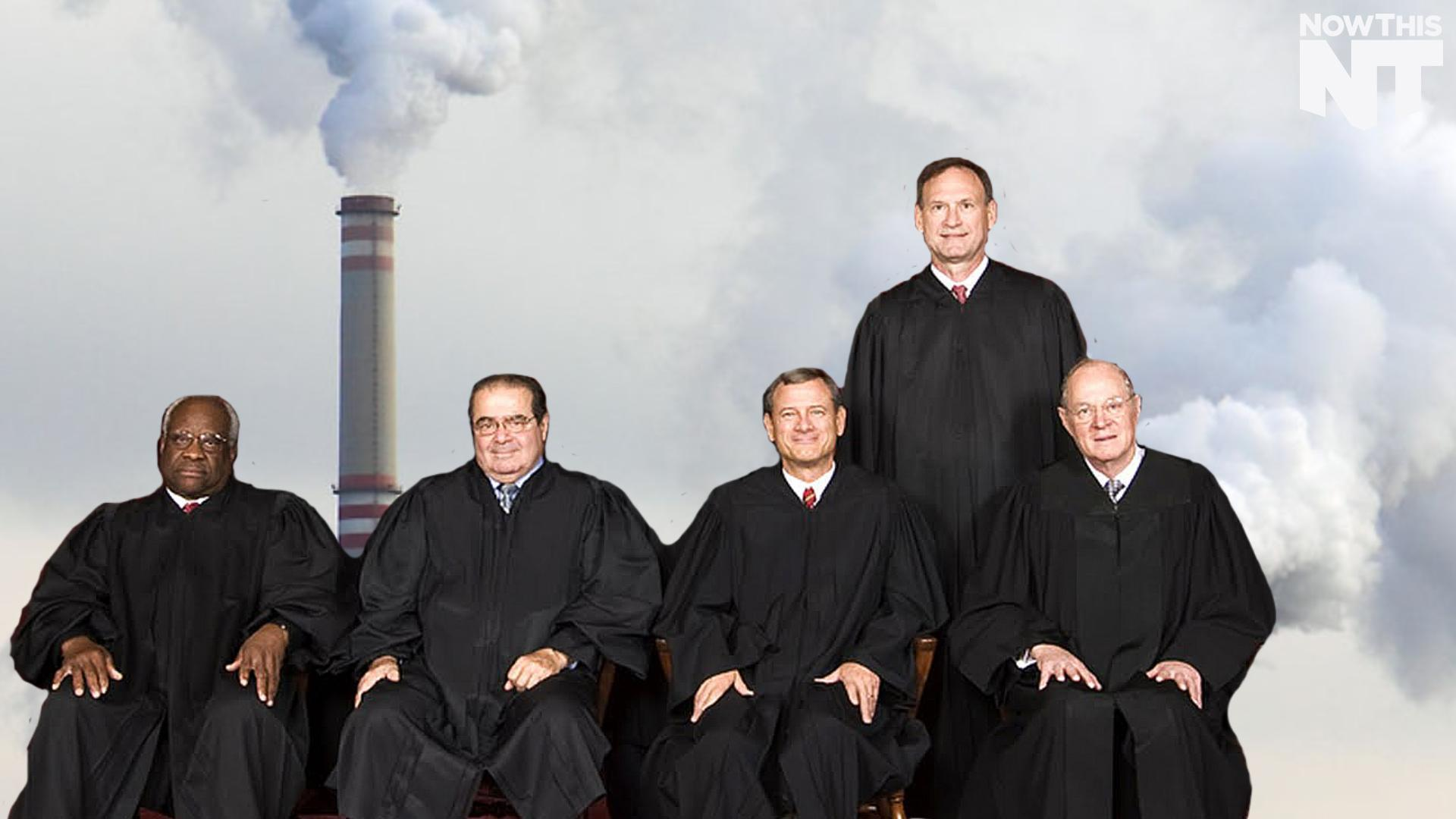 The Supreme Court Blocks EPA Regulations