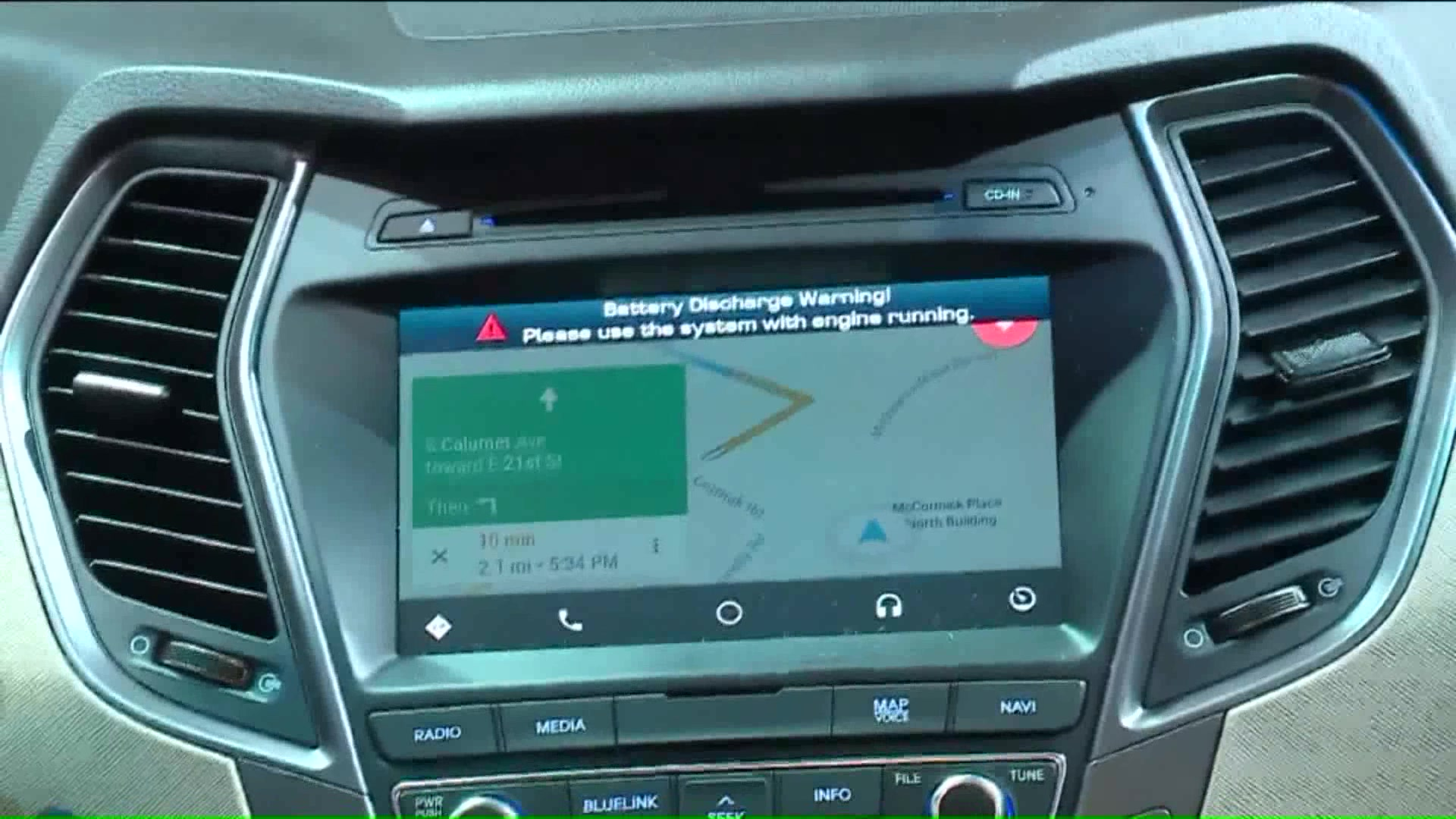 Safe Driving Technology On Display At Chicago Auto Show