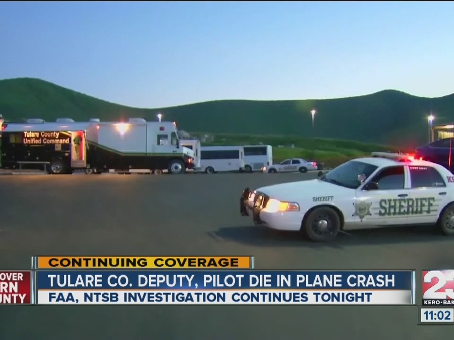 Plane Wreckage to Be Moved Friday Morning