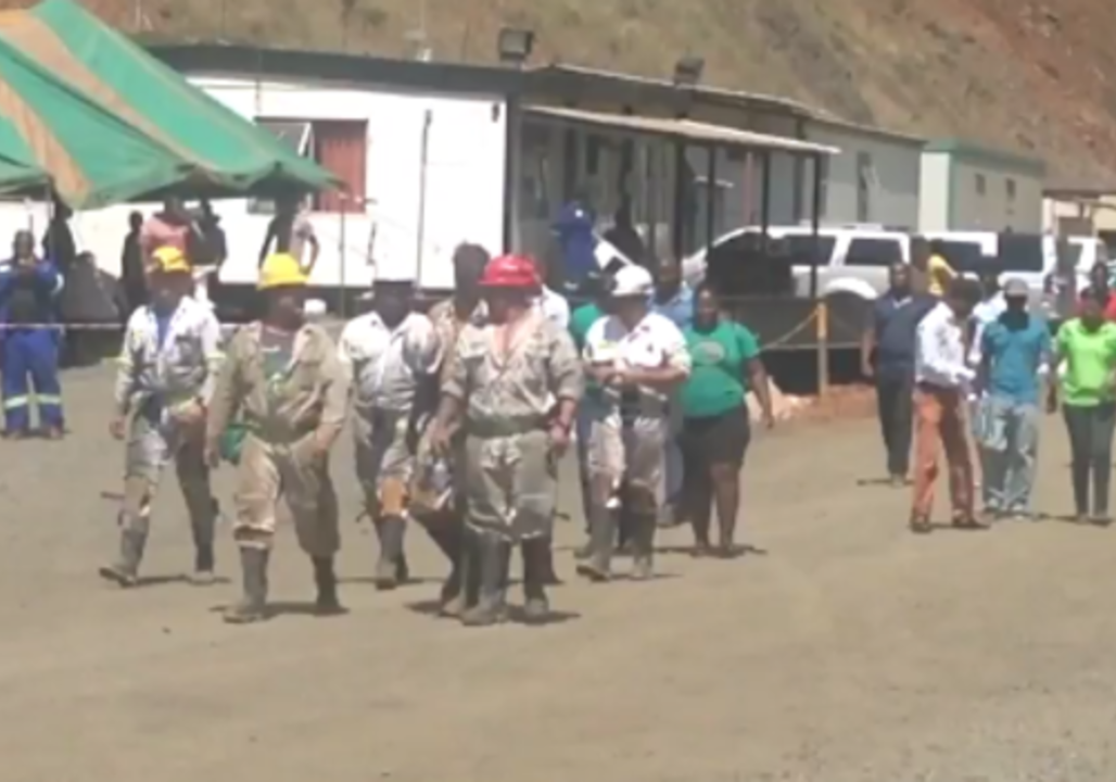 Rescue Operation for Trapped Mine Workers Reaches Ninth Day