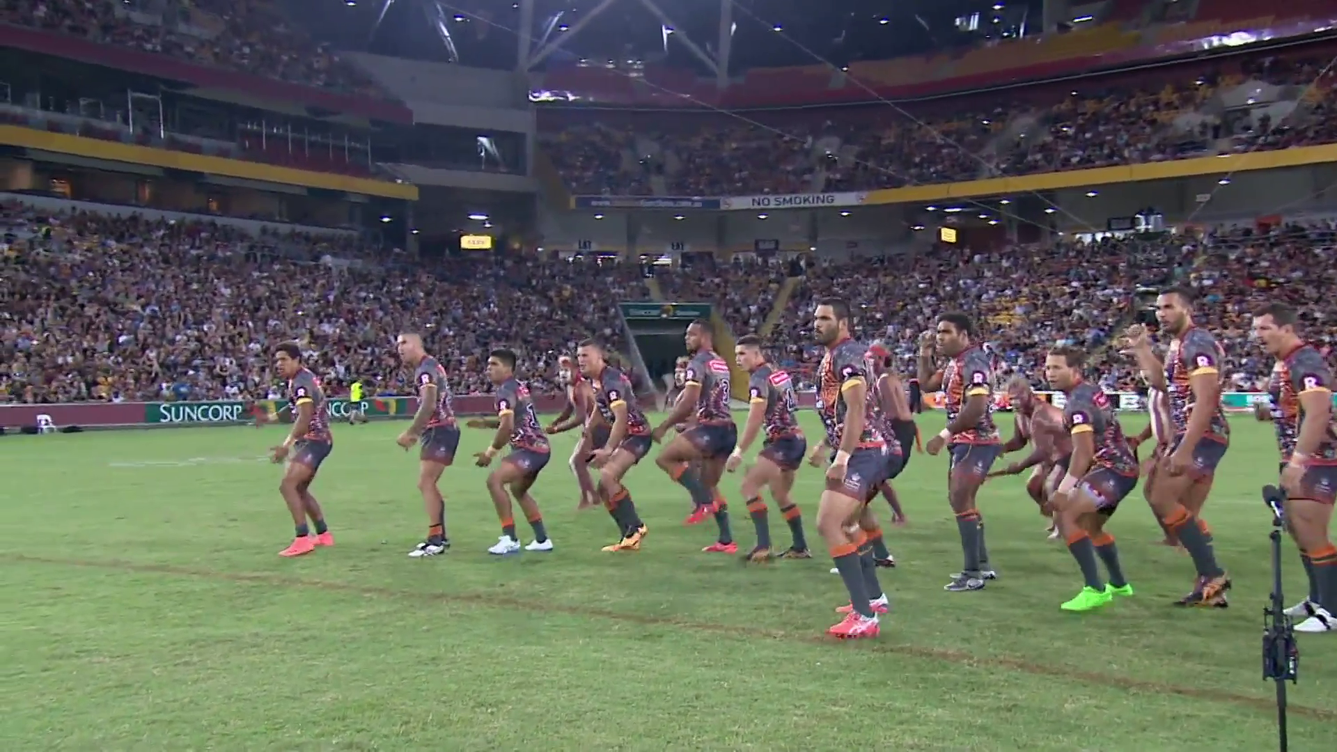 Incredible Indigenous All Star War Dance!