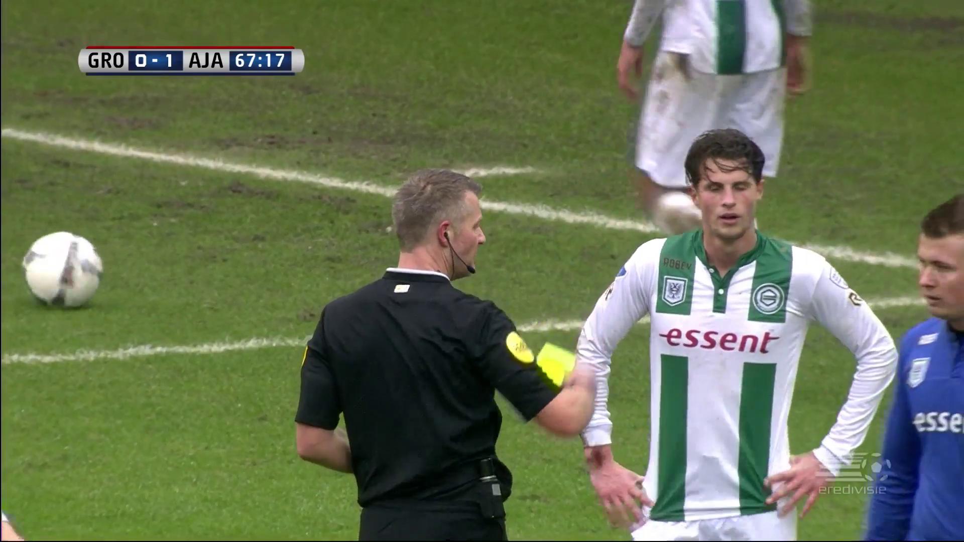 Groningen 1-2 Ajax