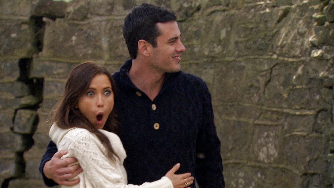 'The Bachelor': Bloopers from The Bachelor and The Bachelorette!