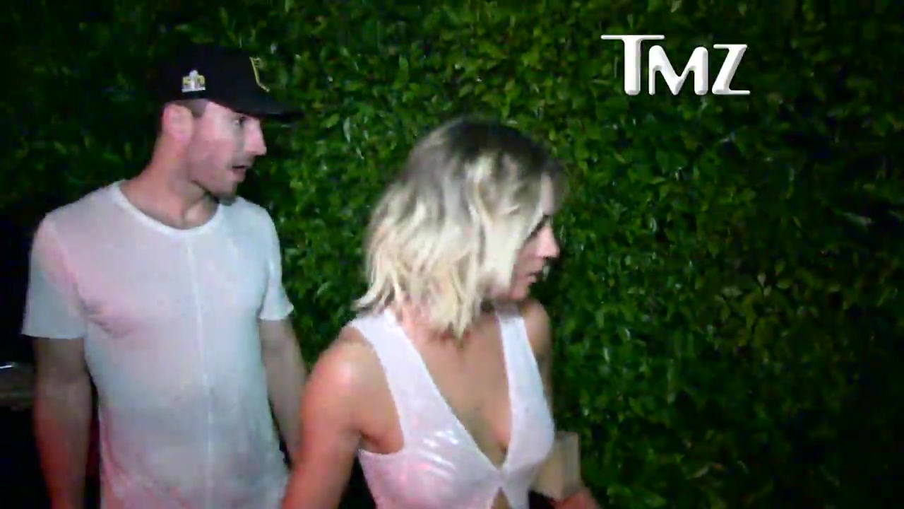 Kaley Cuoco -- Goin' Country with Sam Hunt
