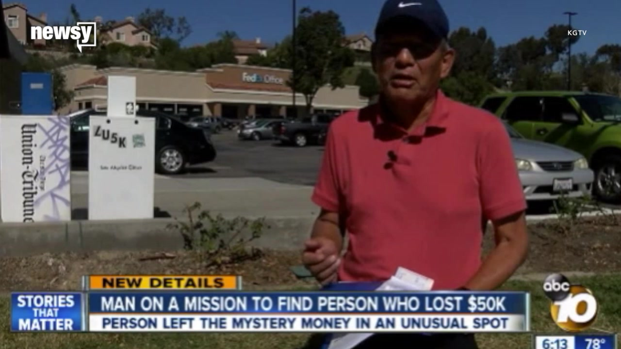 California Man Finds $50K Check Inside FedEx Copy Machine