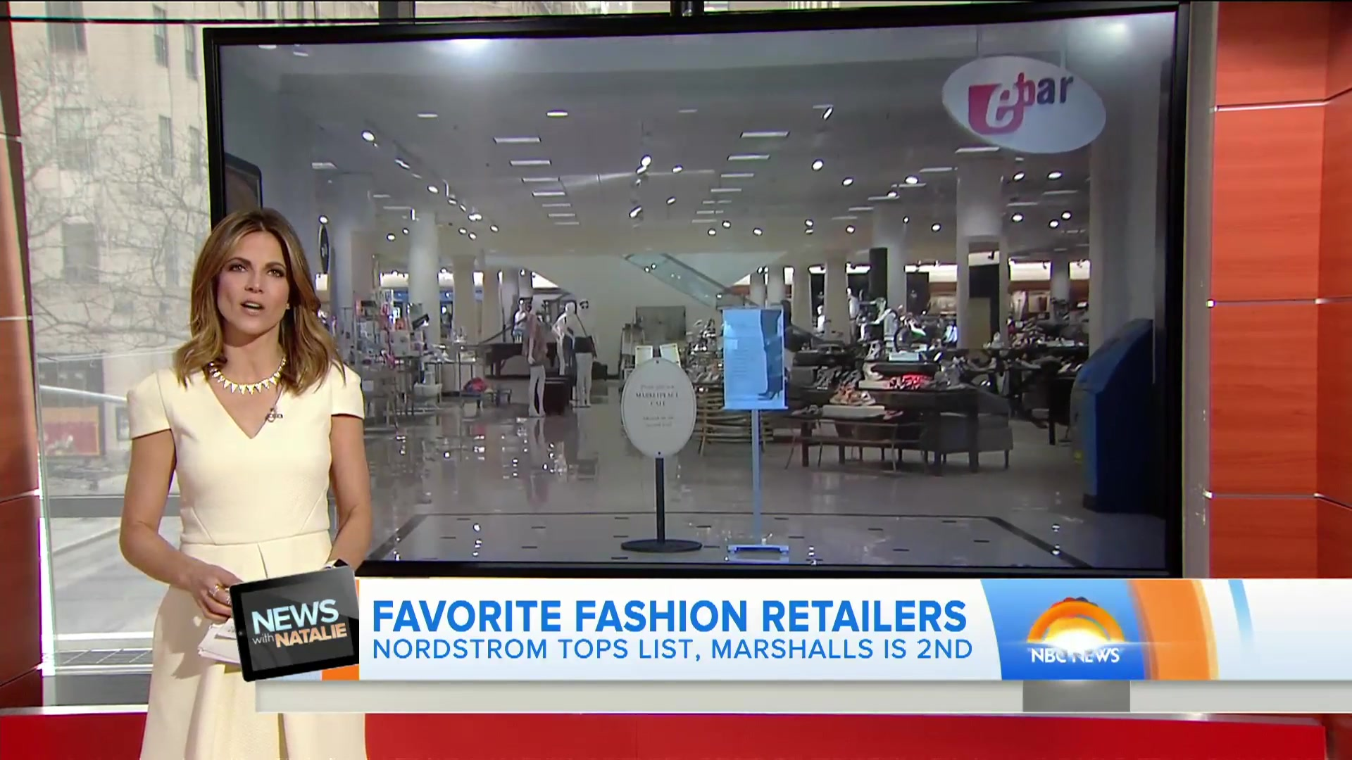 America's Favorite Fashion Retailer Is...