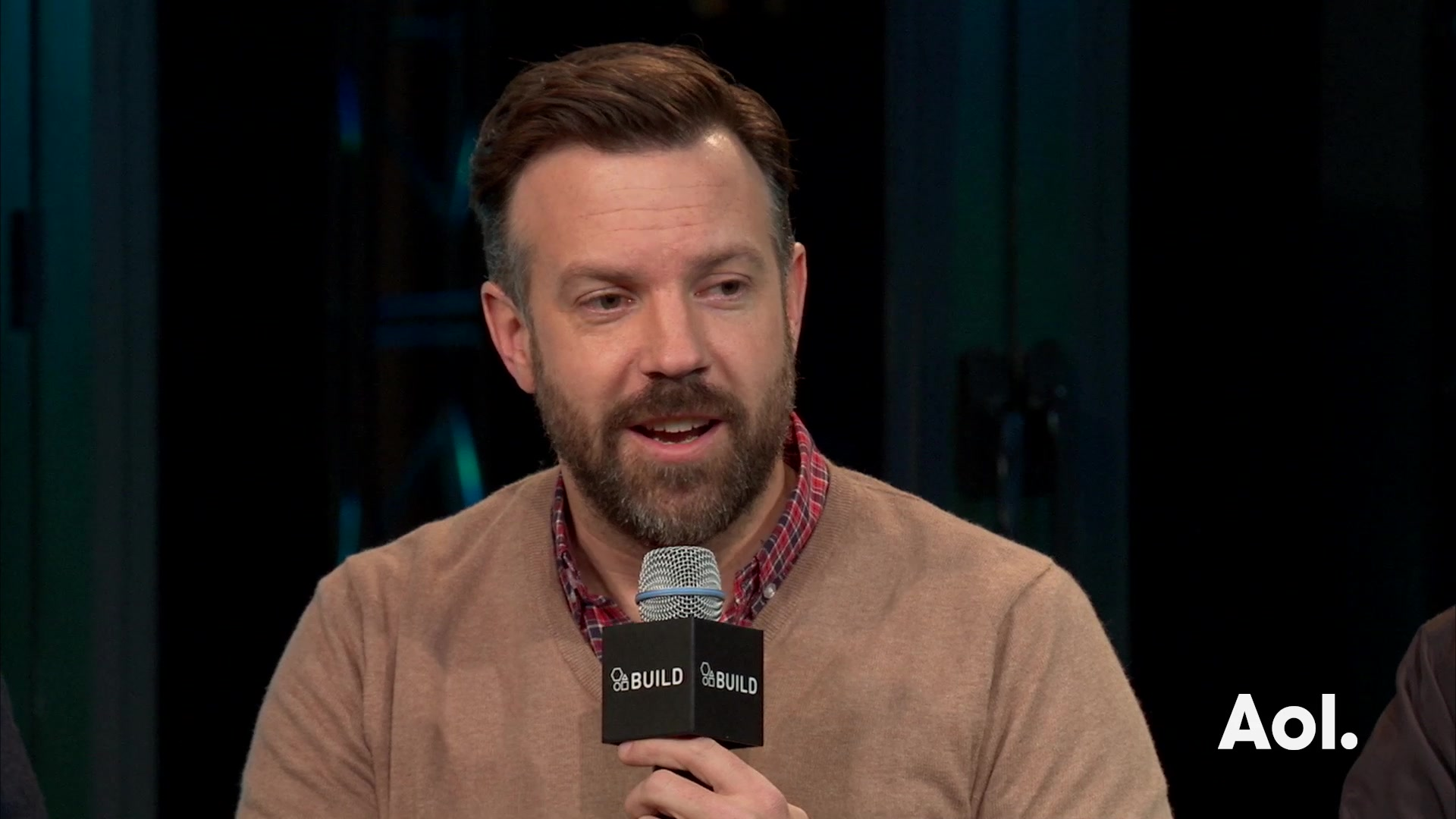 "Jason Sudeikis, Stephan James and Stephen Hopkins On ""Race"""