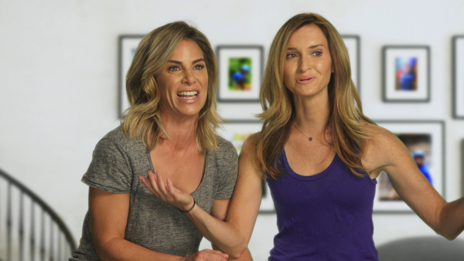 Jillian Michaels and Heidi Relive First Hawaii Vacation