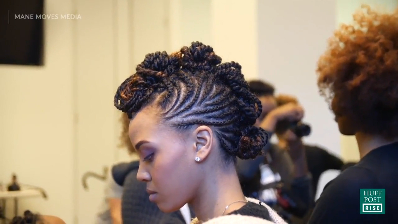 These Women Are Bringing Natural Hair to the Forefront of Fashion