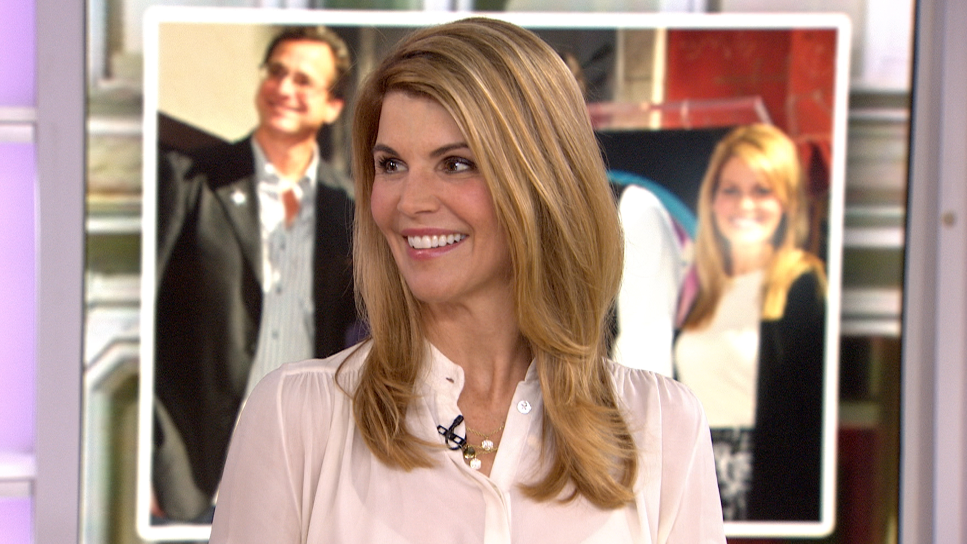Lori Loughlin: Being on 'Fuller House' Set Was 'Surreal'
