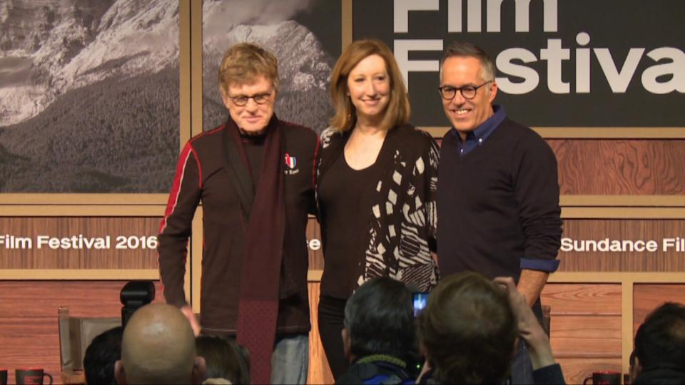 Sundance Founder Robert Redford: Inside The Film Festival