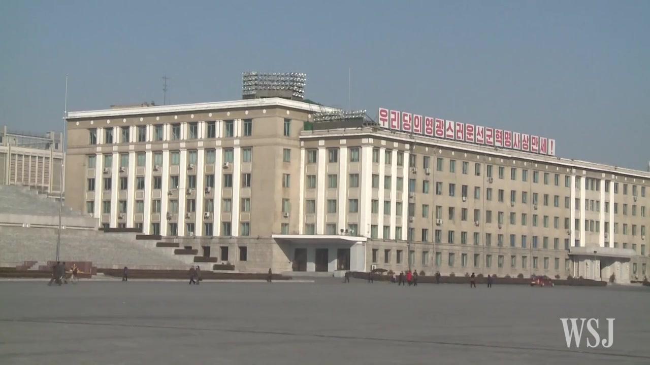U.S. Allies Step Up Pressure on North Korea