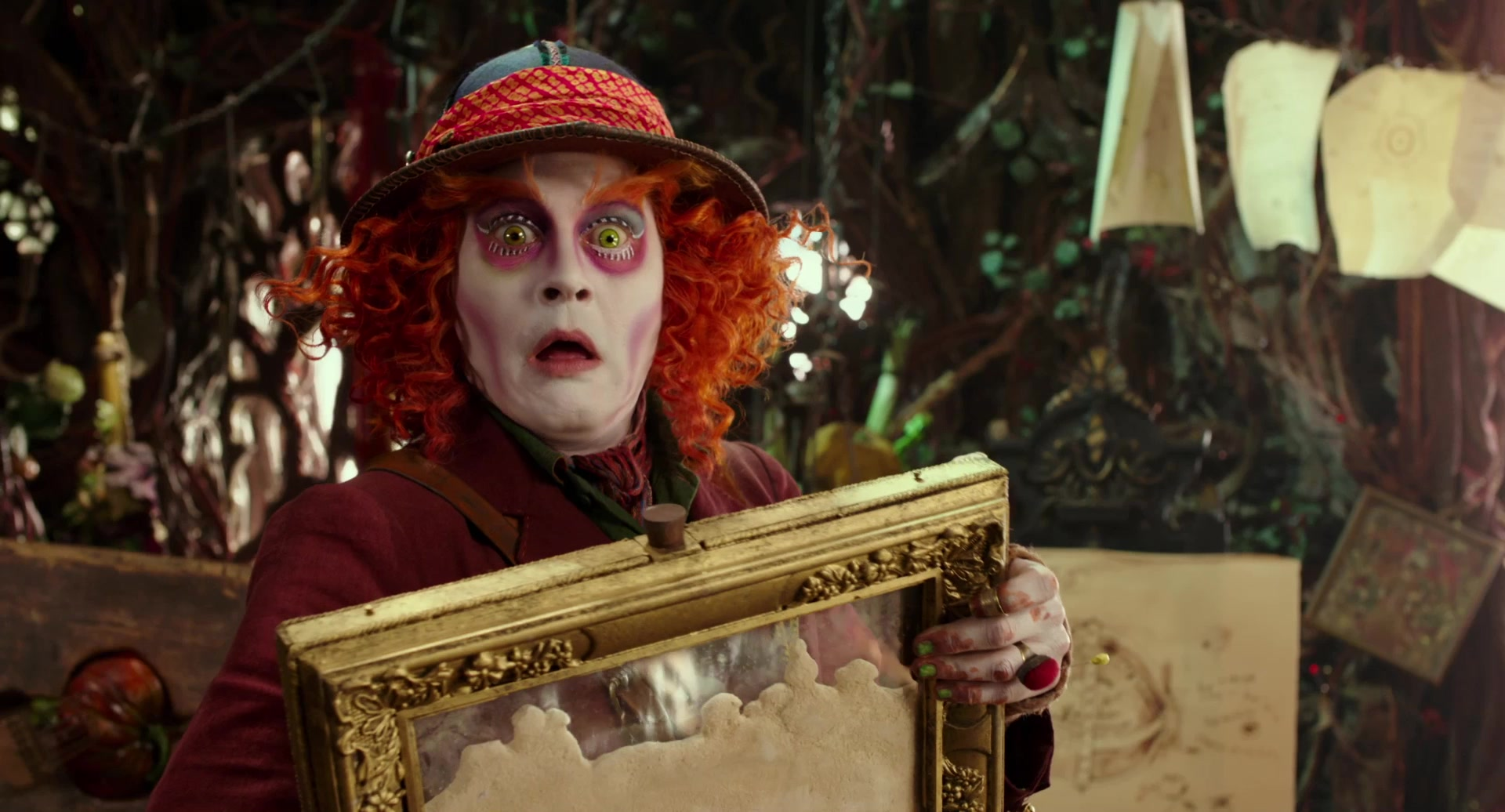 Alice Through the Looking Glass - Teaser Trailer No. 3