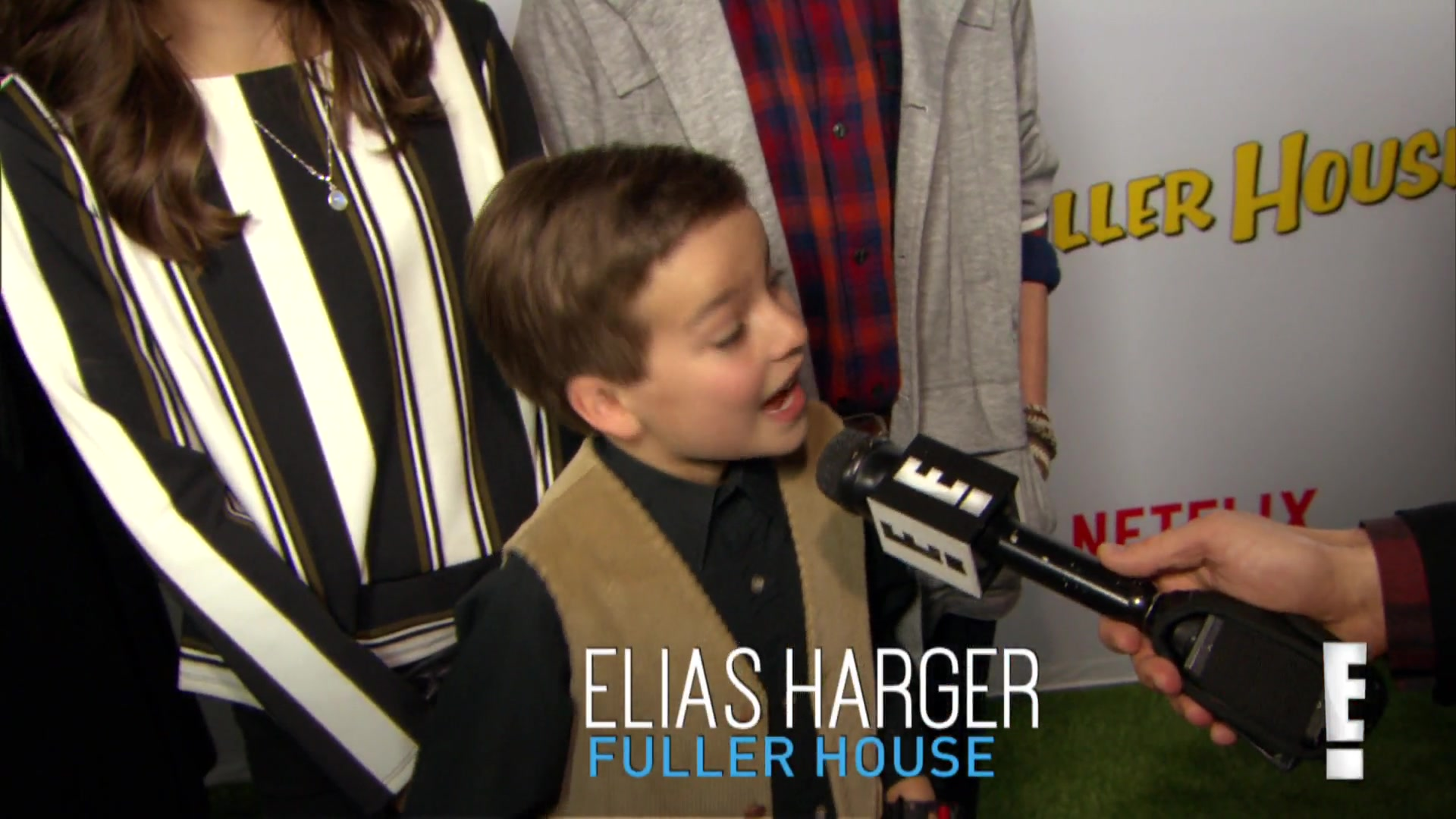 "Meet ""Fuller House"" Newcomers: DJ & Kimmy's Kids"