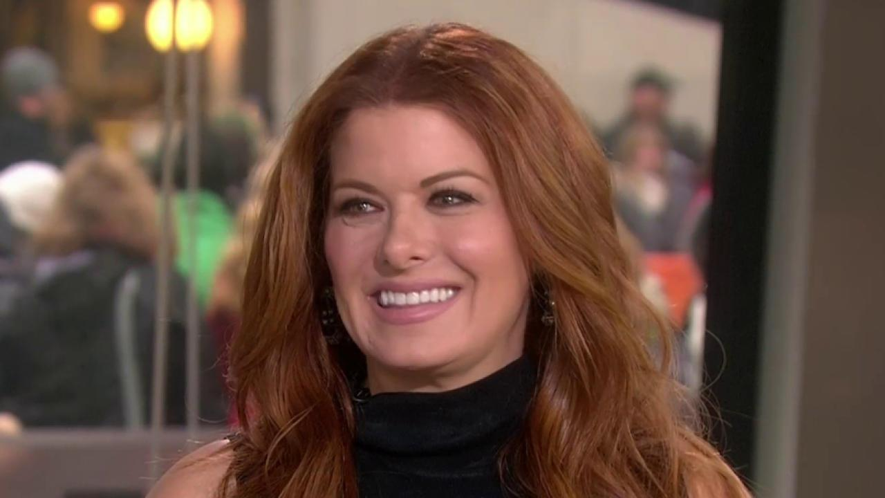 Debra Messing: How 'Dirty Dancing' Changed My Life
