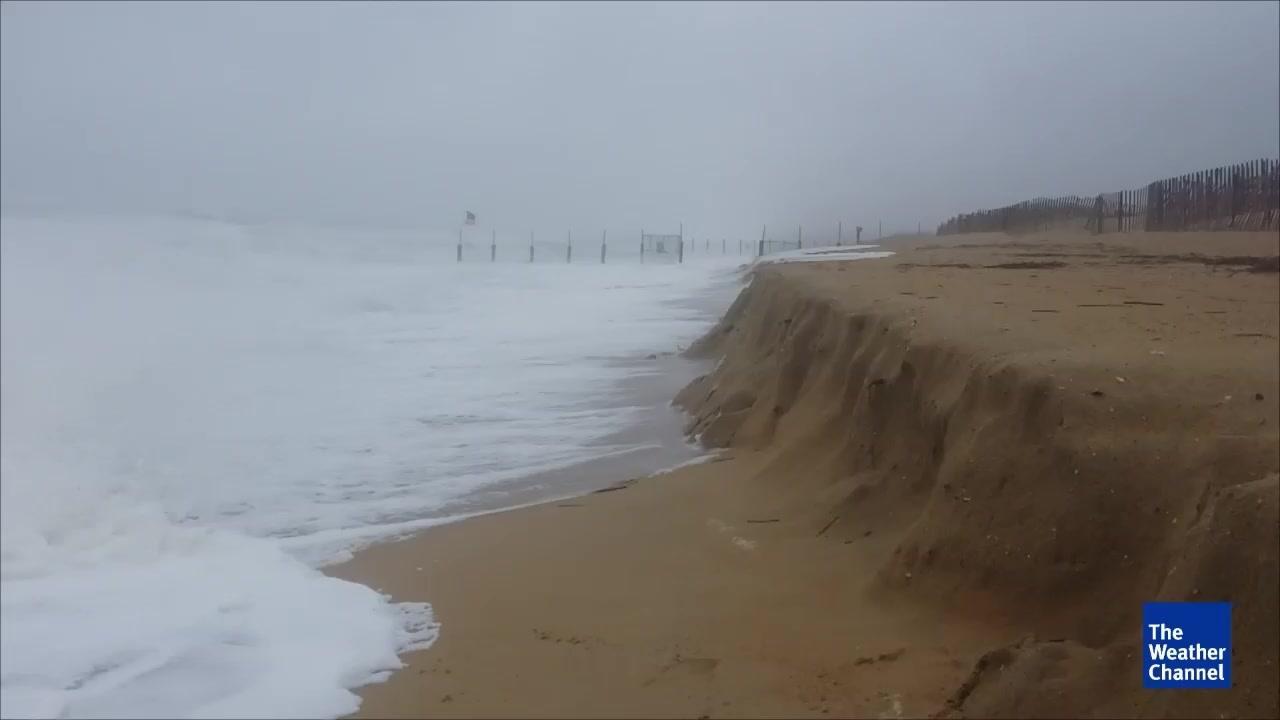 Study: Sea Level Rise Accelerating