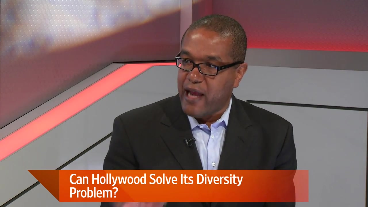 Can Hollywood Solve Its Diversity Problem?