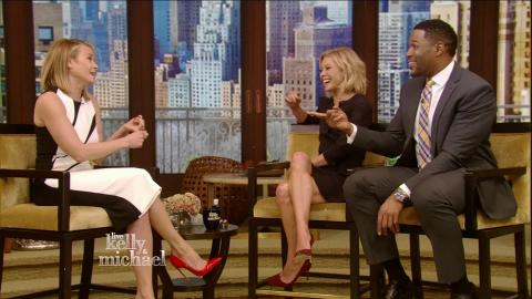 """LIVE with Kelly and Michael"": Chelsea Handler"