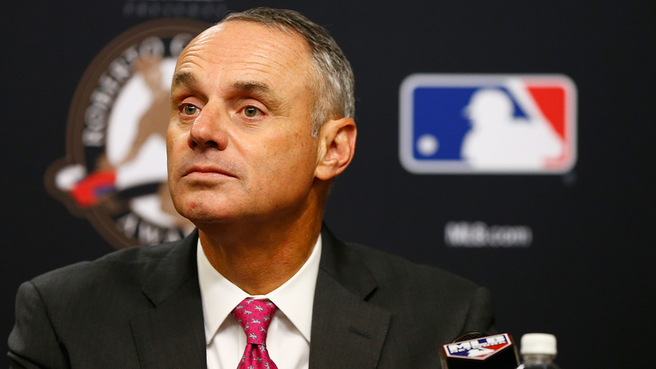 Rob Manfred Faces Pivotal Moment with MLB Domestic Violence Rulings