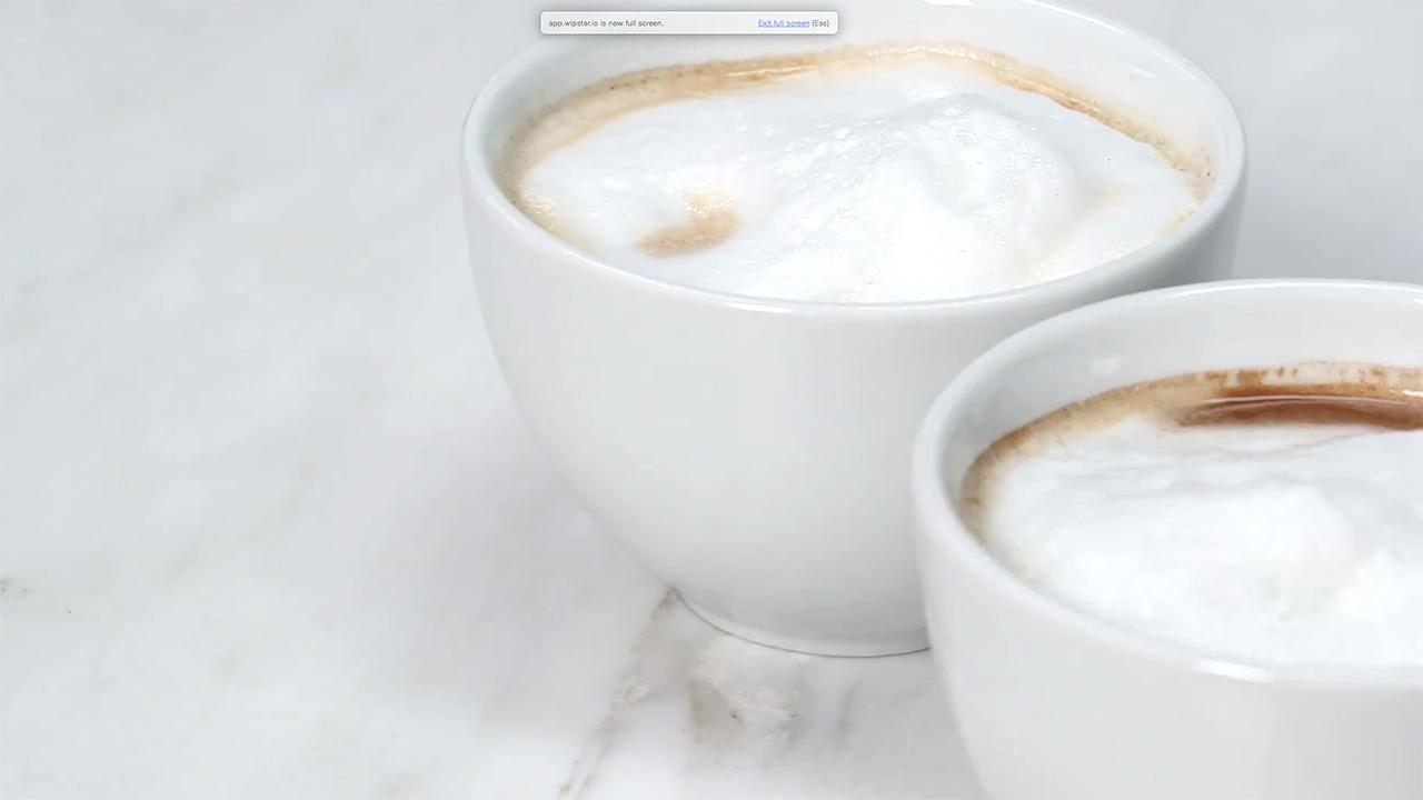 How to Make a Latte Like a Barista