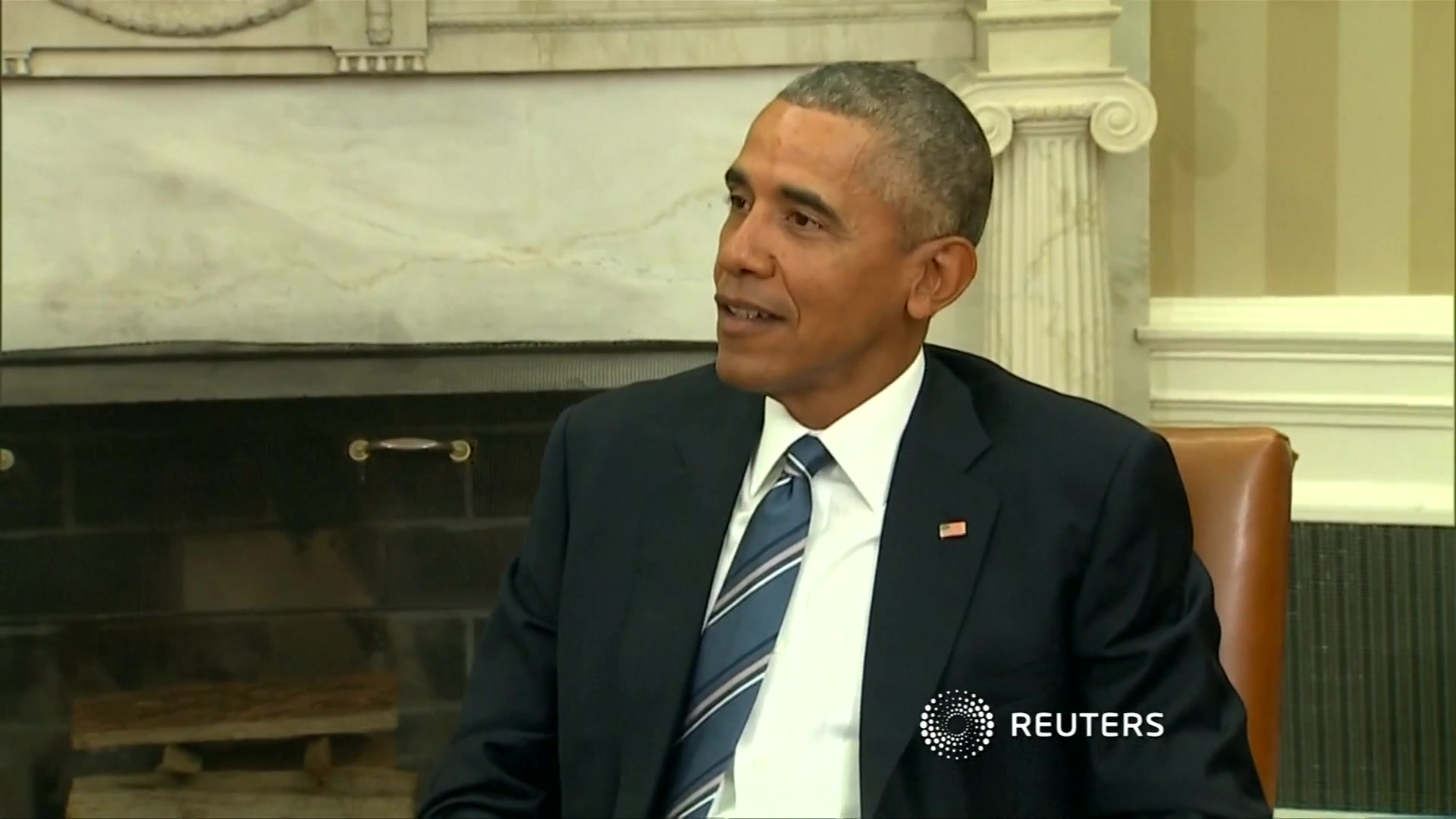 Obama: Republicans Risk Diminishing Credibility of Supreme Court