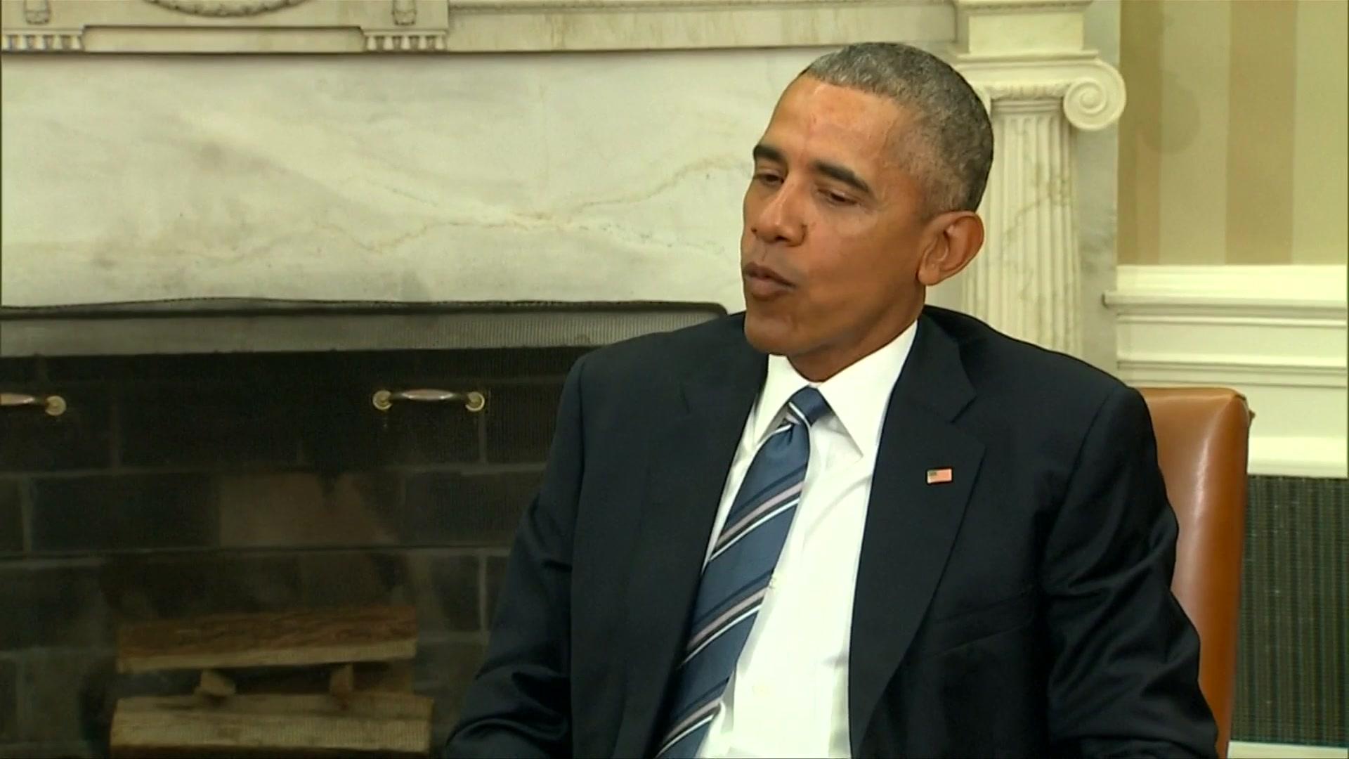 Obama: Republicans Risk Diminishing Credibility of Supreme Court