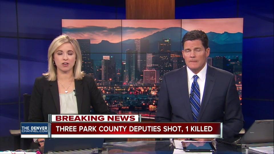 Breaking News: 3 Park County Deputies Shot; 1 Killed