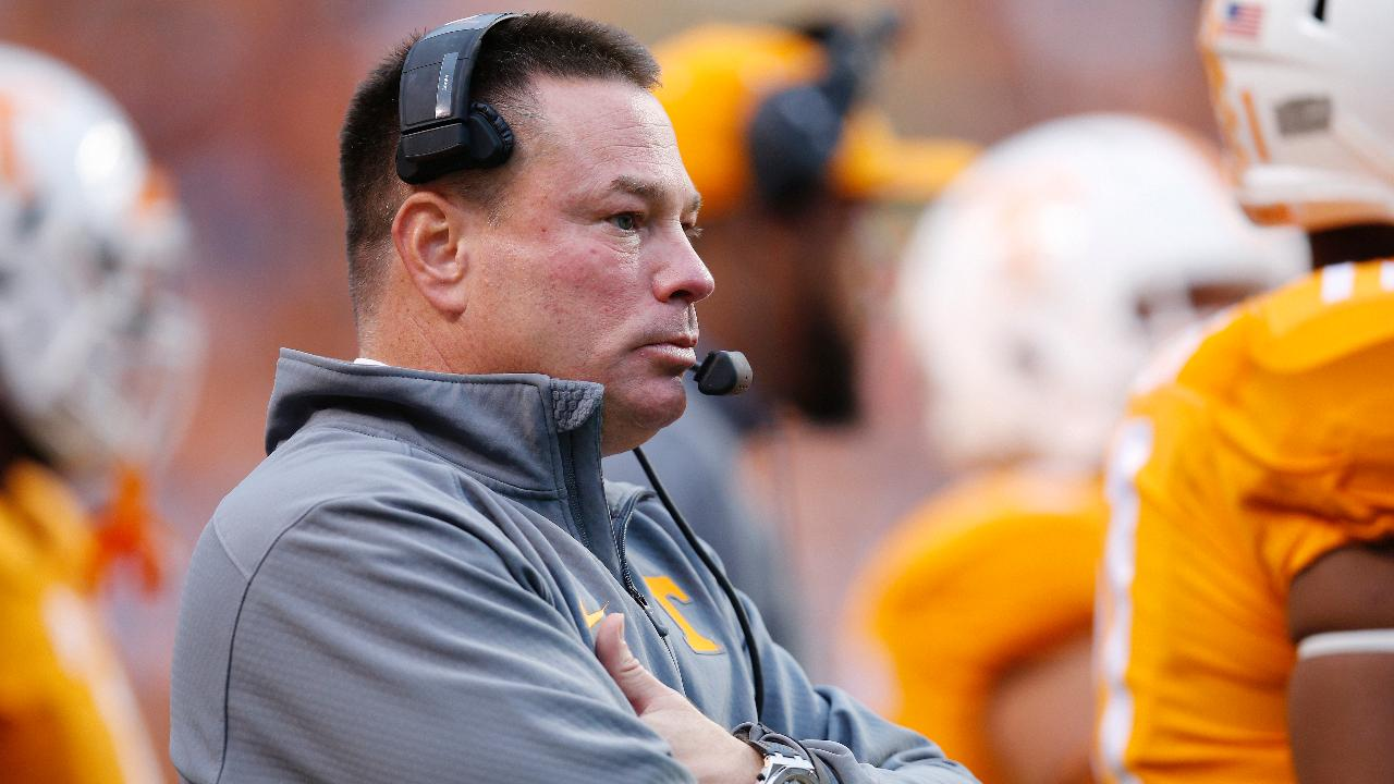 Lawsuit: Tennessee Coach Butch Jones Called Player a 'Traitor'