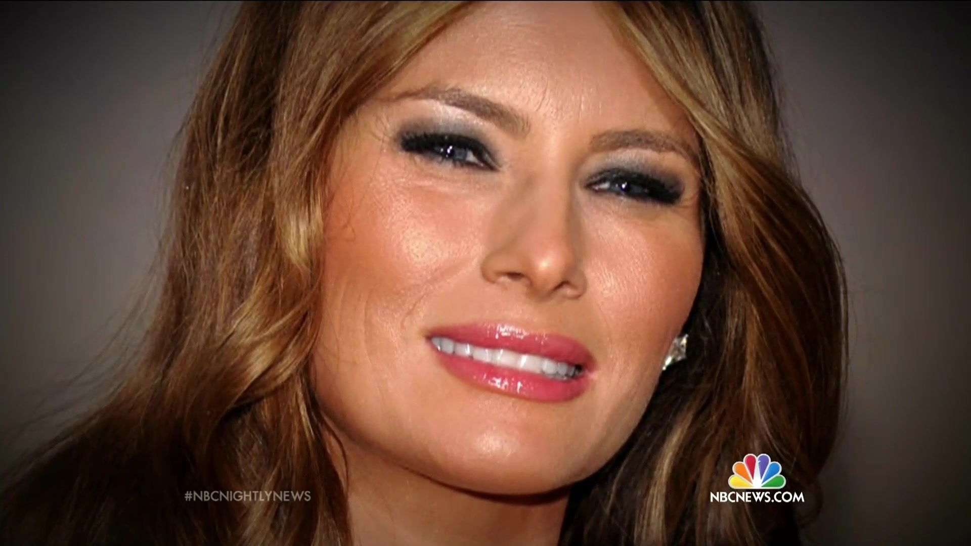 Melania Trump Discusses Her Husband's Controversial Immigration Rhetoric