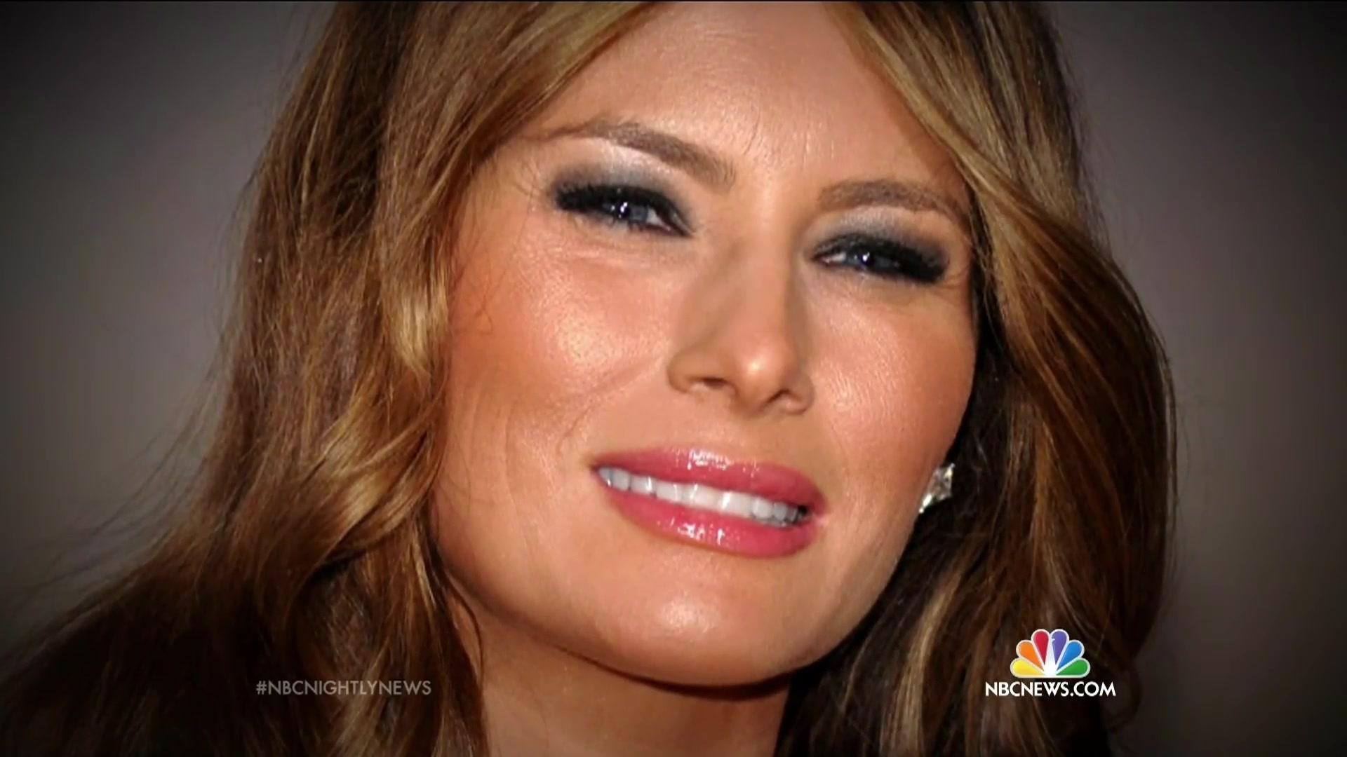 Melania Trump Discusses Her Husband's Controversial Immigration Rhetoric