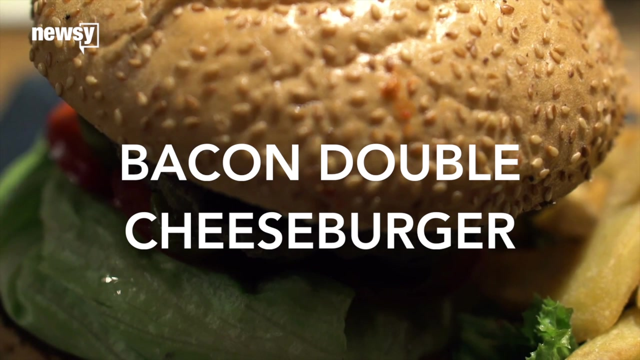 Man Legally Changes His Name to Bacon Double Cheeseburger