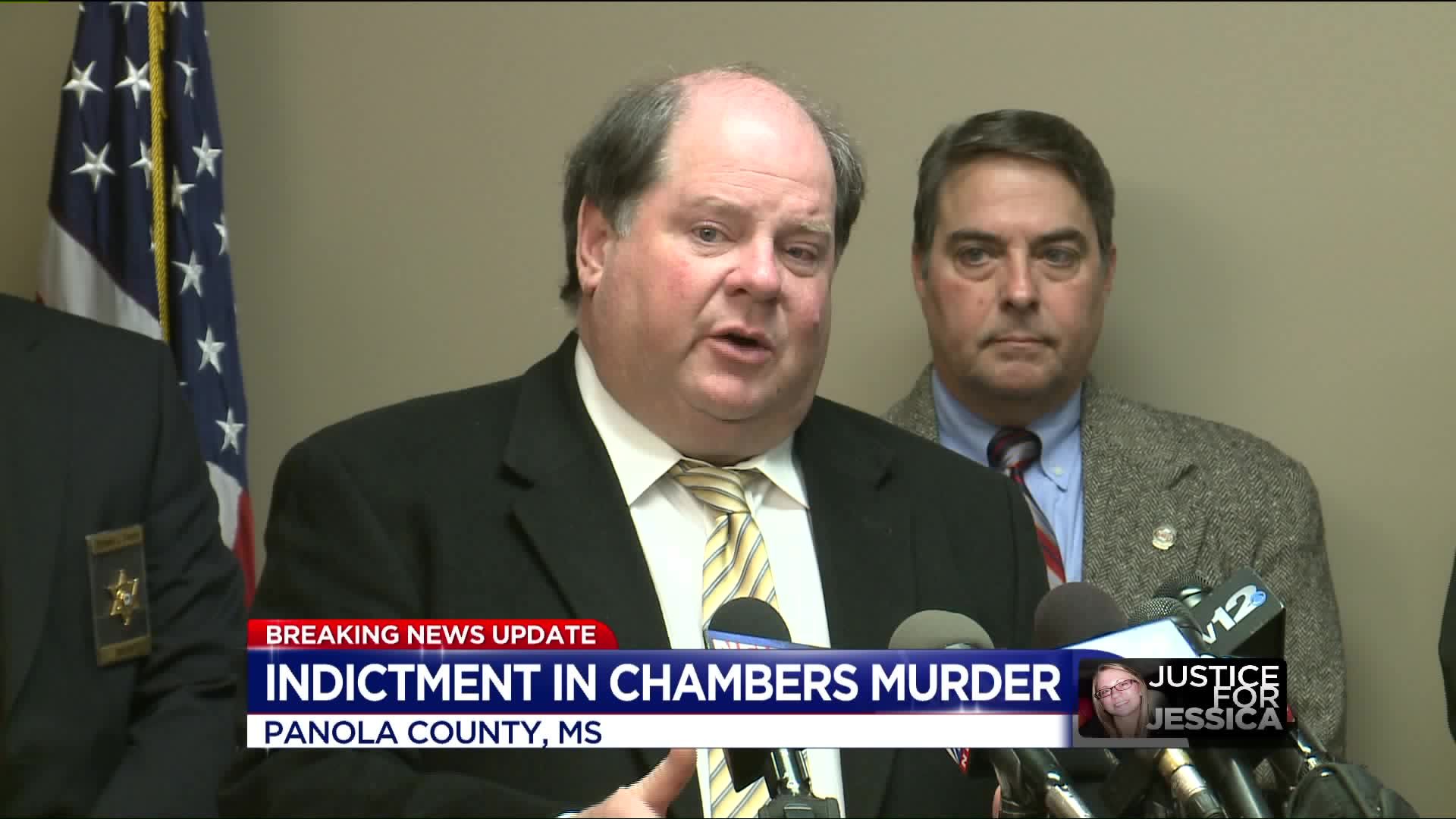 Jessica Chambers' Family Reacts To Indictment In Her Murder Case