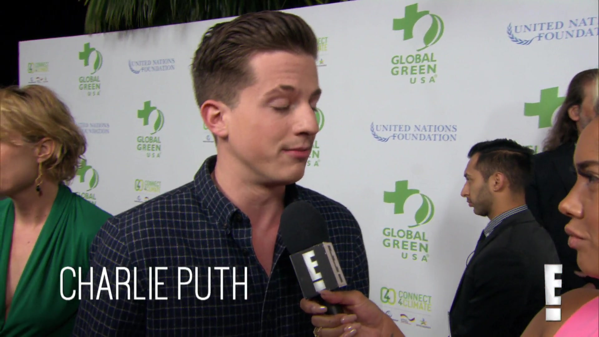 Charlie Puth Talks Kesha and Dr. Luke's Legal Battle