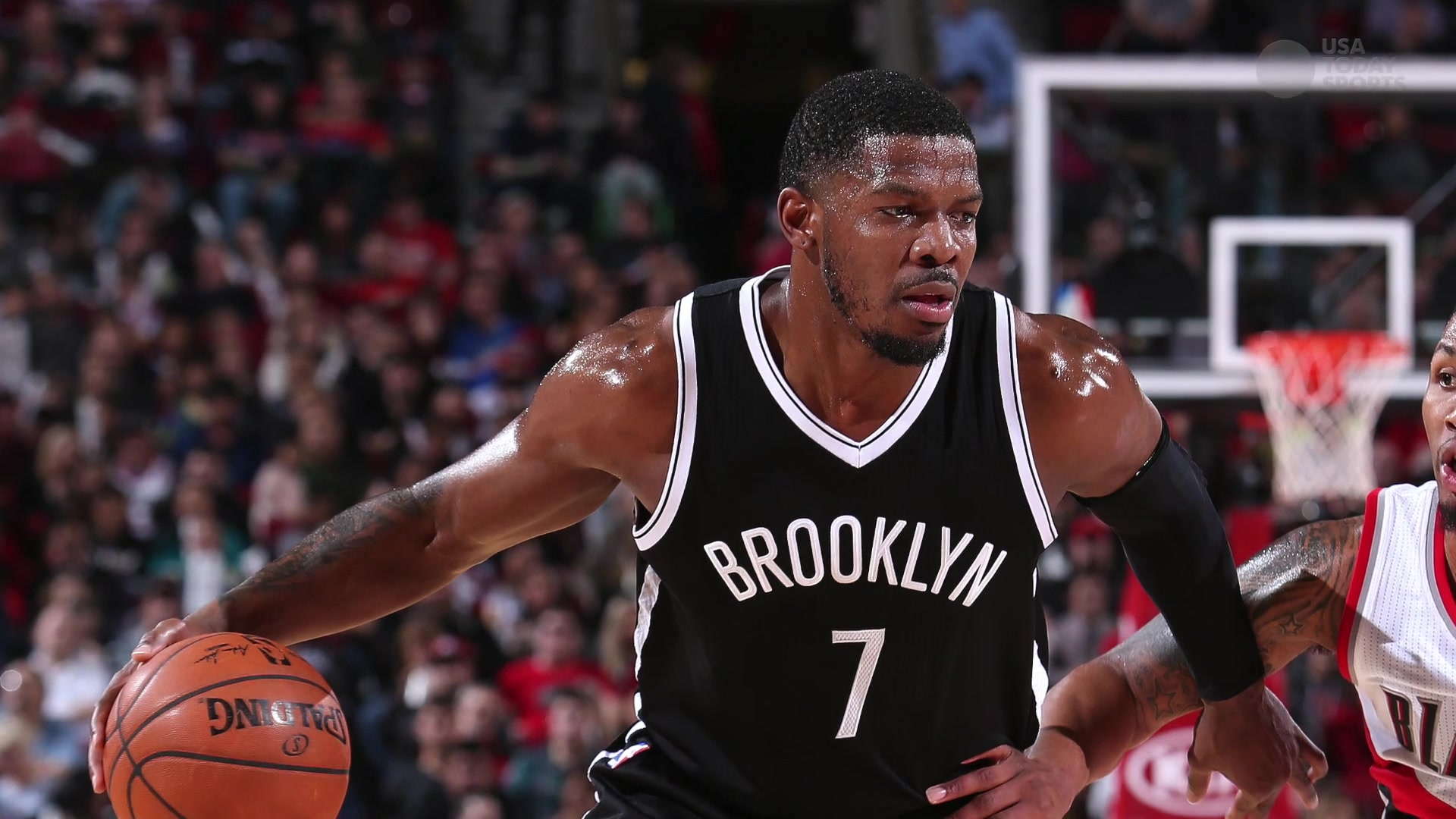 Nets' Johnson May Be Bought Out