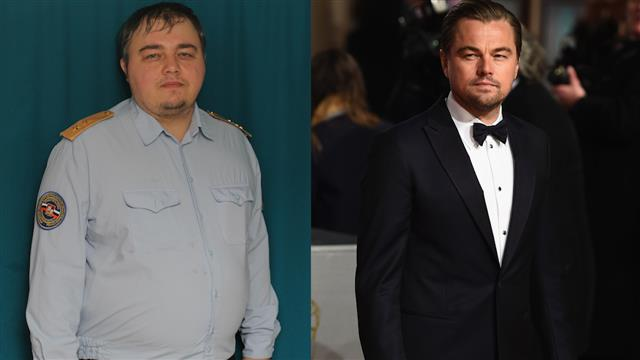 Leonardo DiCaprio Look-Alike Is Russia's Newest Star