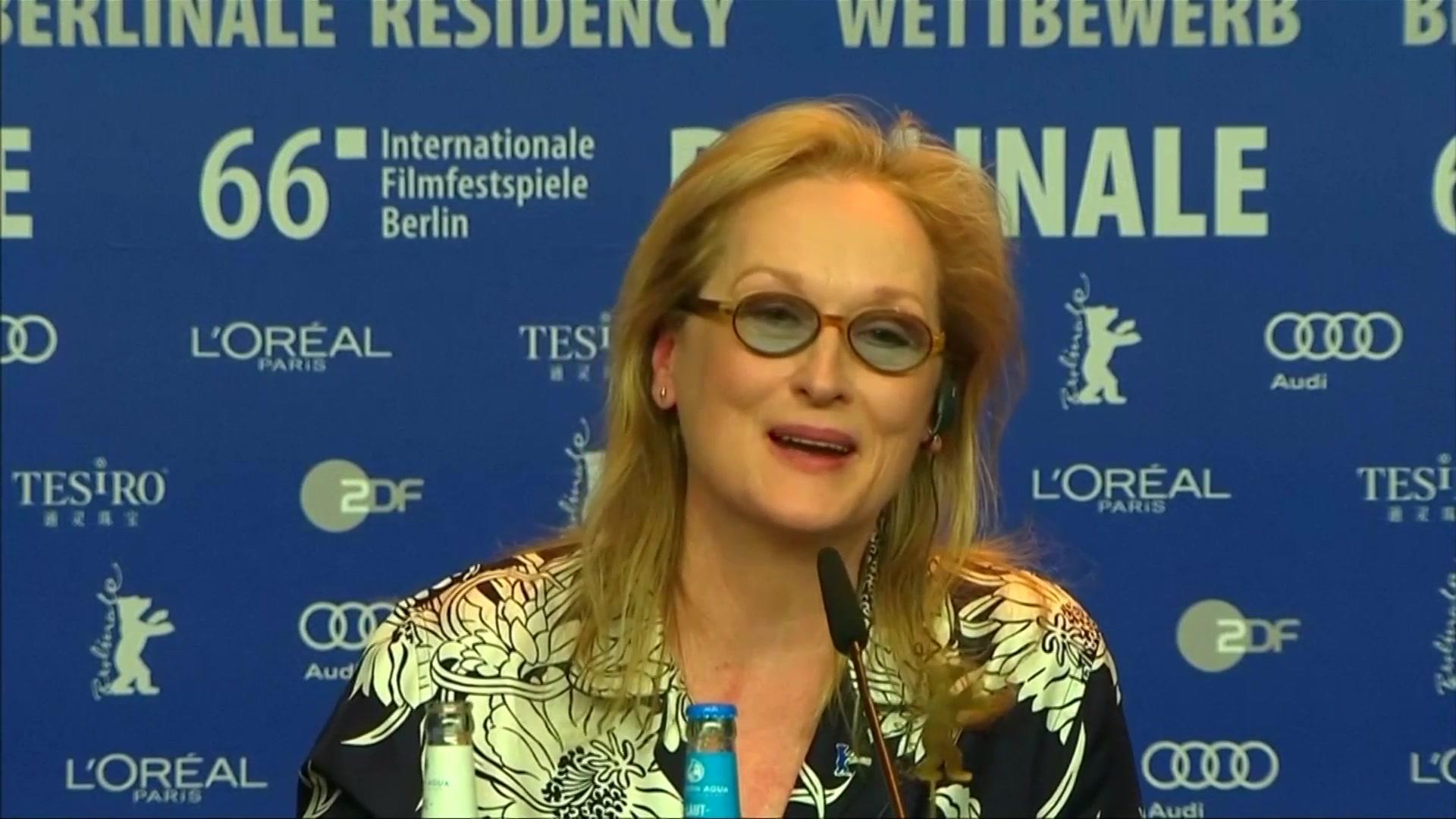 Meryl Streep Clarifies 'We're All Africans' Remark