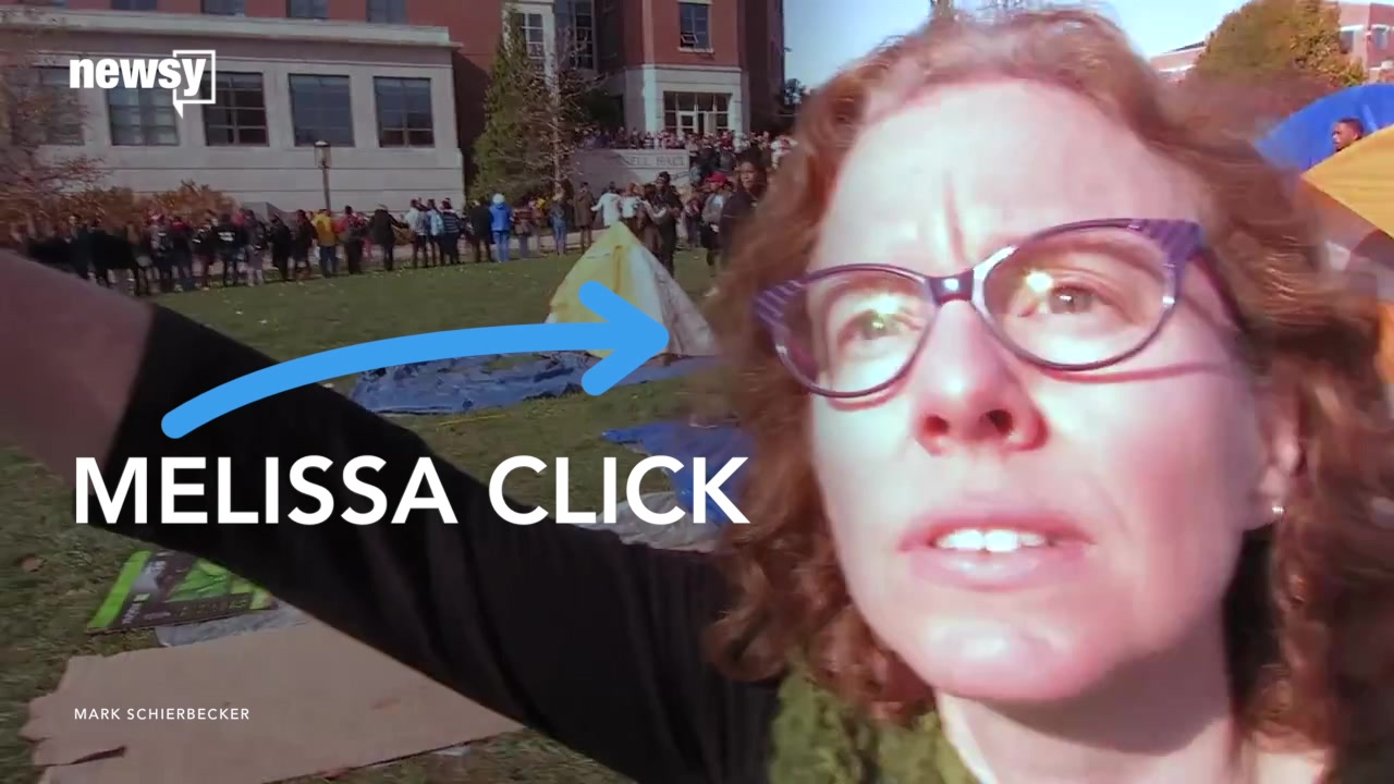 Mizzou Professor Fired After Protest Confrontation