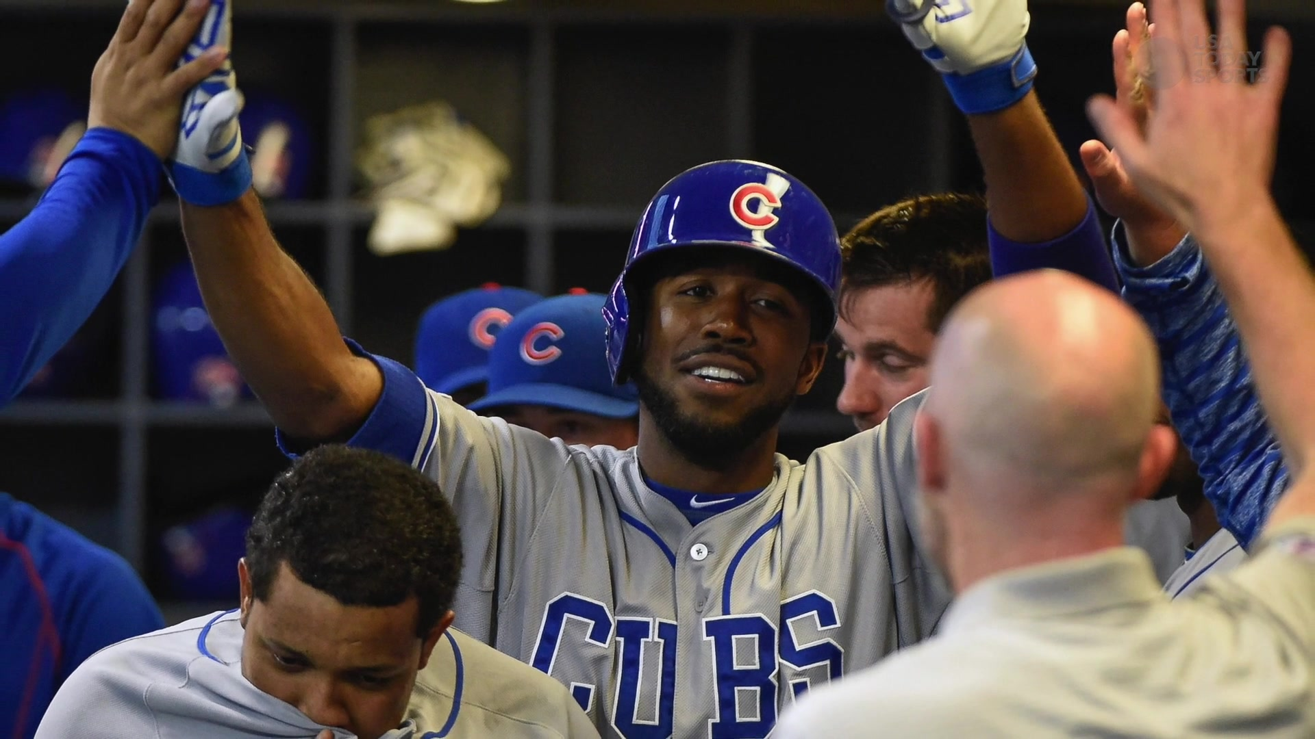 Dexter Fowler Returns to Cubs