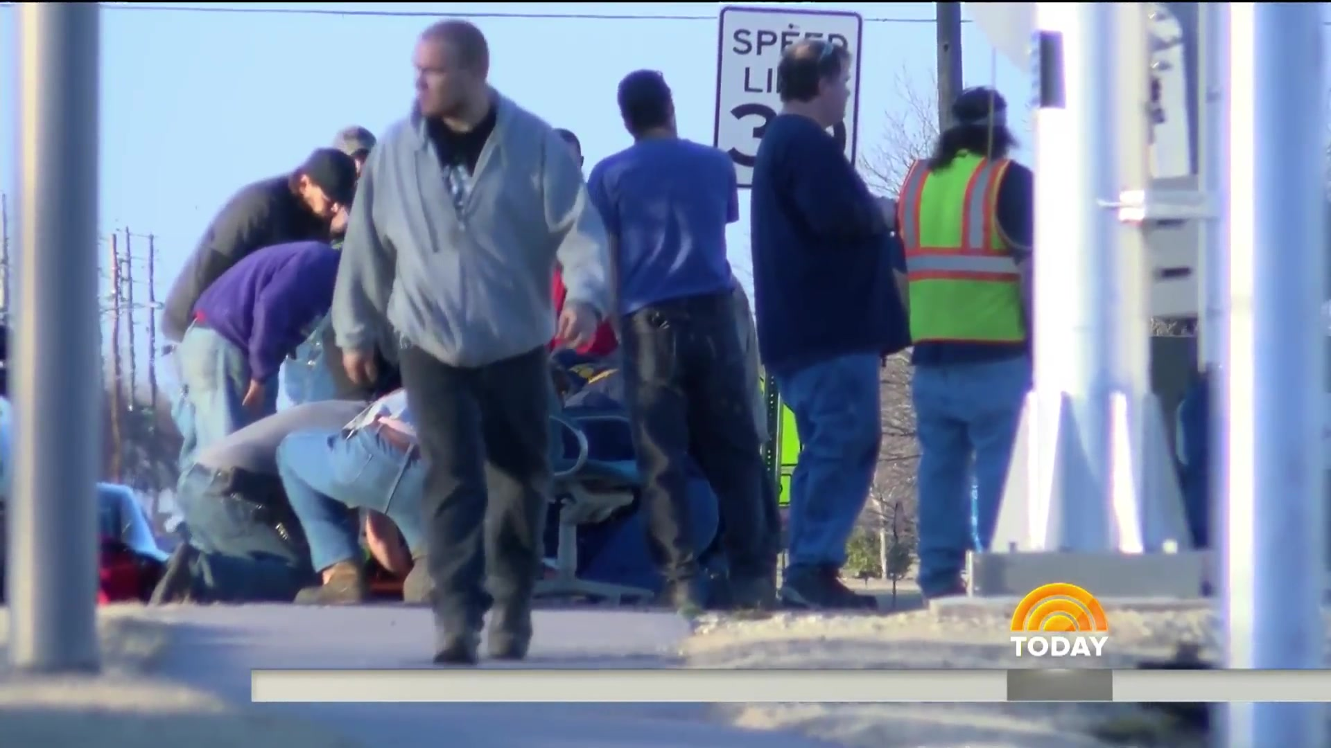 4 Killed, 14 Injured After Workplace Shooting Spree in Kansas