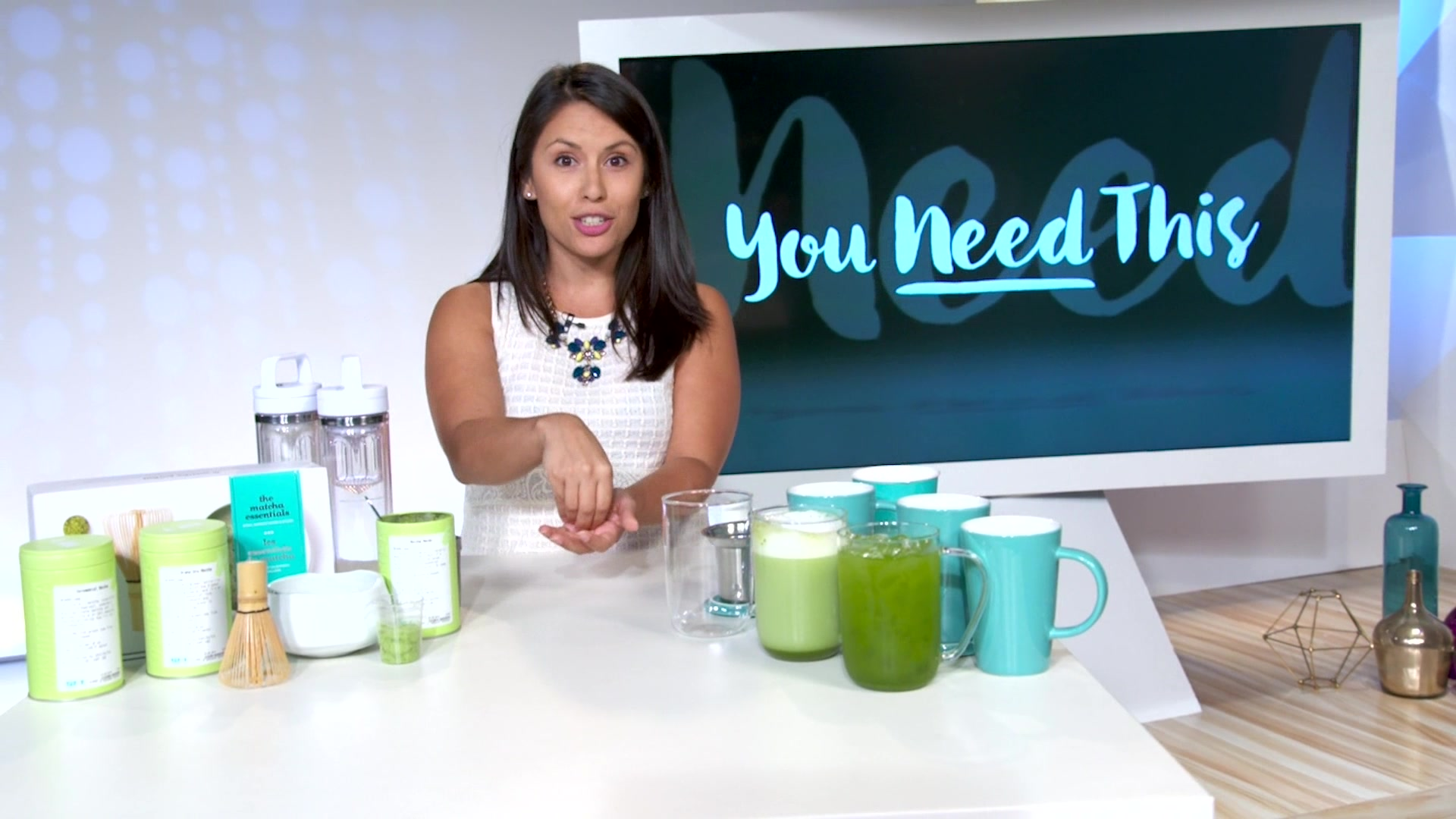 You Need This: DAVIDsTEA Matcha Maker