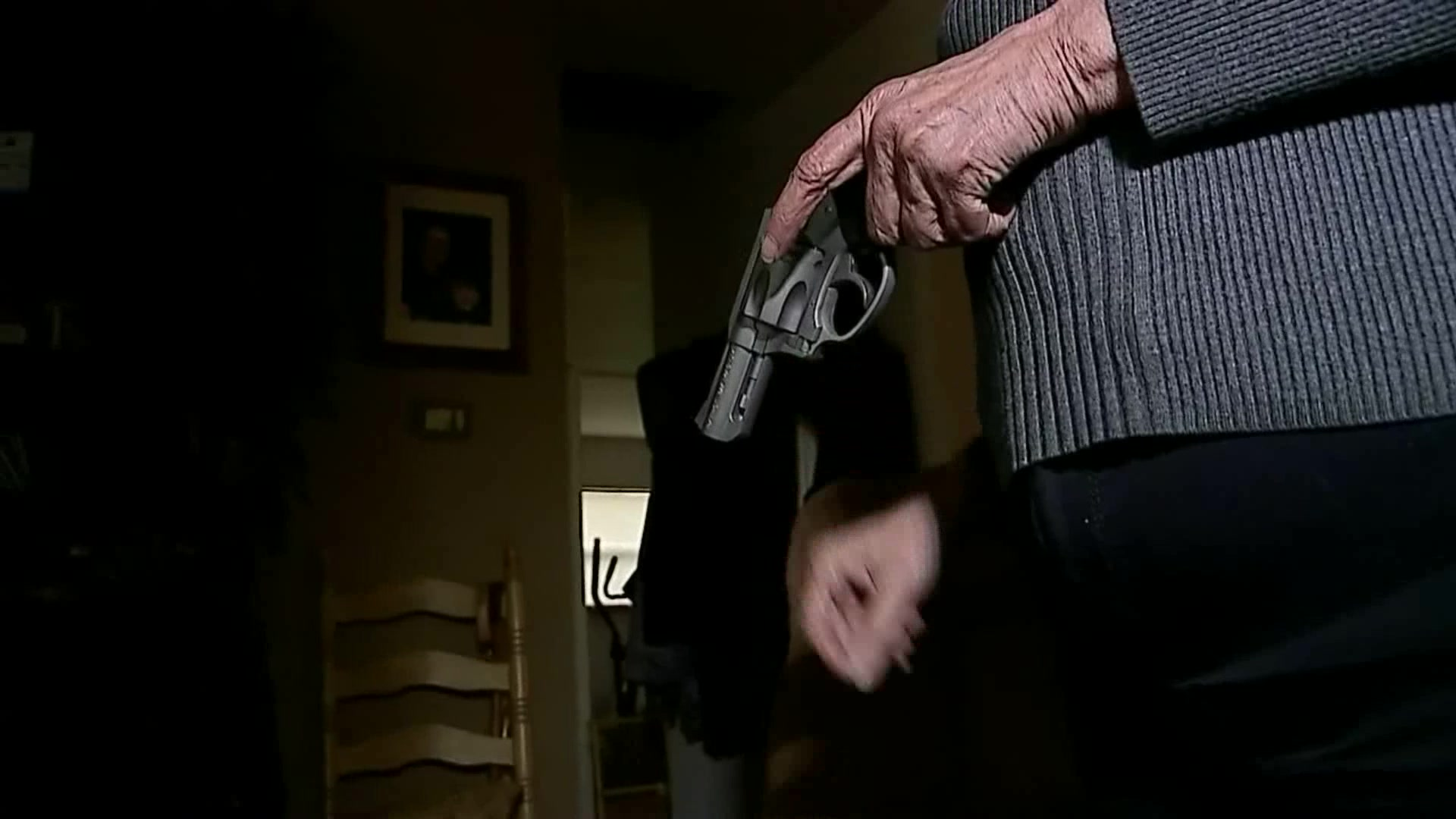 'I Went Wild': 66-Year-Old Woman Fights Off Robber