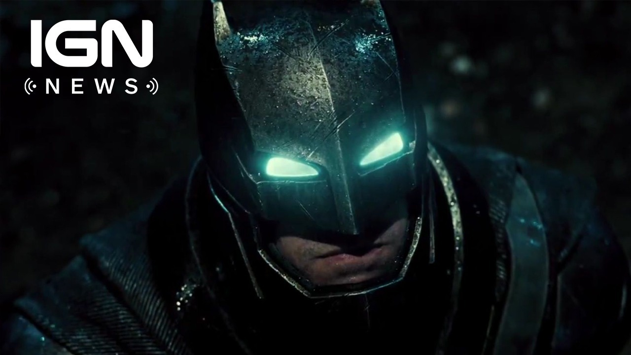 Ben Affleck Reportedly Rewrote 'Batman V Superman' Script Dressed as Batman